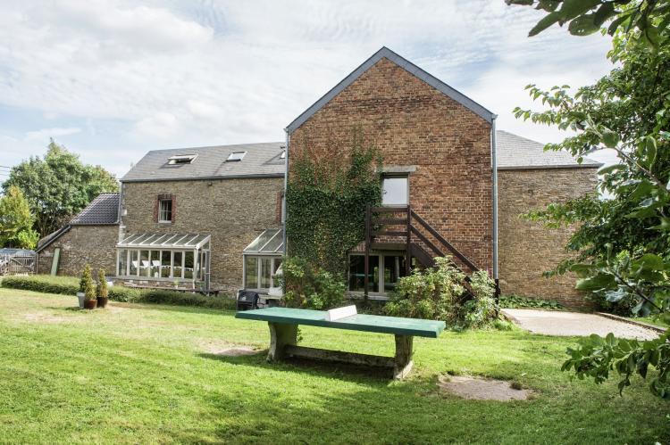 VakantiehuisBelgië - Ardennen, Luxemburg: Villa Borlon  [1]