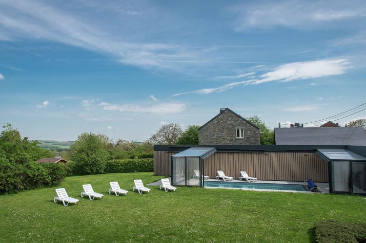 VakantiehuisBelgië - Ardennen, Luxemburg: Villa Borlon  [55]