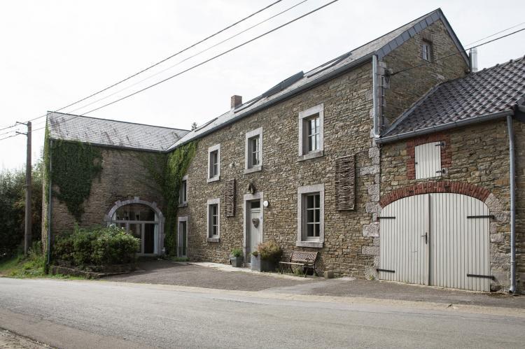 VakantiehuisBelgië - Ardennen, Luxemburg: Villa Borlon  [11]
