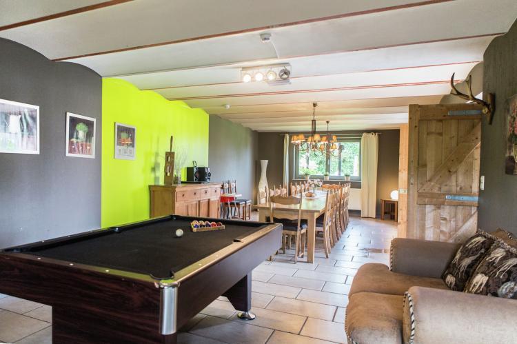 VakantiehuisBelgië - Ardennen, Luxemburg: Villa Borlon  [61]