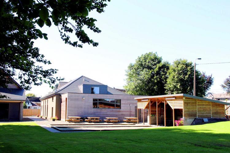VakantiehuisBelgië - Ardennen, Luik: Landgoed Hoge Venen 30-pers  [2]
