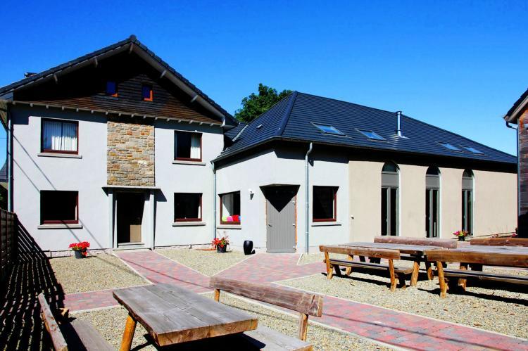 VakantiehuisBelgië - Ardennen, Luik: Landgoed Hoge Venen 30-pers  [3]