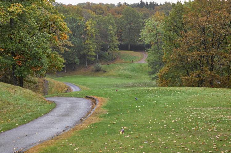 Holiday homeBelgium - Luxembourg: Golf van Durbuy  [8]