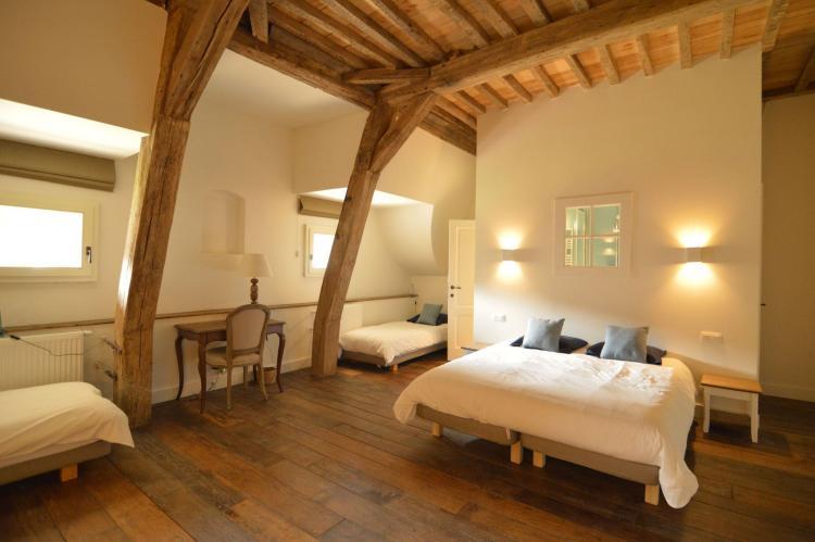 Holiday homeBelgium - Luik: Chateau des Deux Etangs 36 pers  [17]