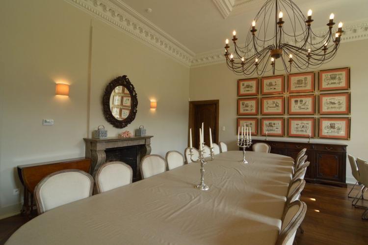 Holiday homeBelgium - Luik: Chateau des Deux Etangs 36 pers  [8]