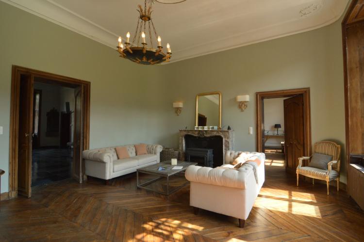 Holiday homeBelgium - Luik: Chateau des Deux Etangs 36 pers  [7]