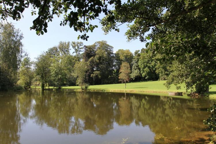 Holiday homeBelgium - Luik: Chateau des Deux Etangs 36 pers  [34]