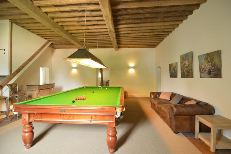 Holiday homeBelgium - Luik: Chateau des Deux Etangs 36 pers  [32]