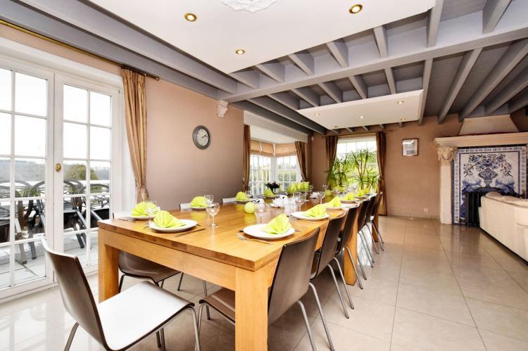 Holiday homeBelgium - Luxembourg: Villa Belle Vue  [12]