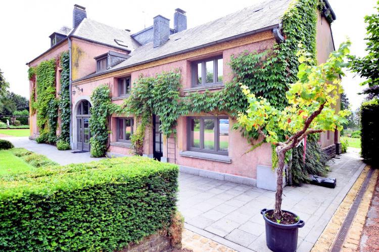 VakantiehuisBelgië - Ardennen, Luxemburg: La Maison des Fleurs  [1]