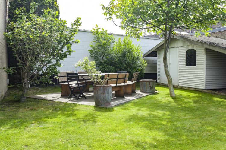 VakantiehuisBelgië - West-Vlaanderen: Saidiana House  [19]