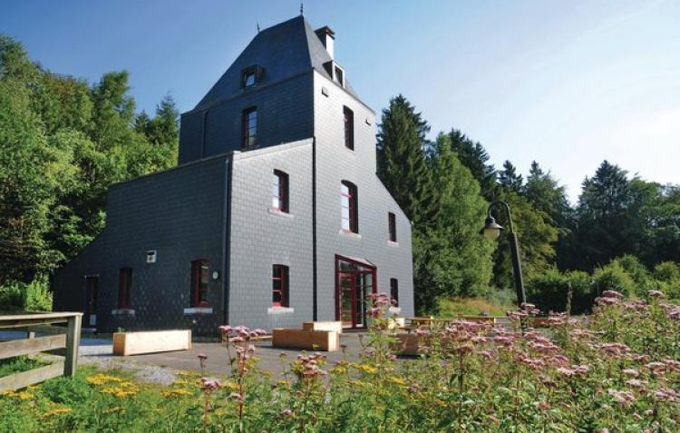 VakantiehuisBelgië - Ardennen, Luxemburg: Jachtpaviljoen  [1]