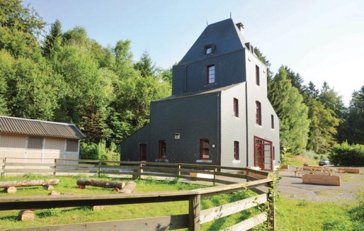 VakantiehuisBelgië - Ardennen, Luxemburg: Jachtpaviljoen  [6]