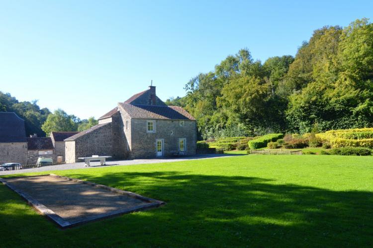 Holiday homeBelgium - Namur: Le Grand Moulin de Denée  [24]