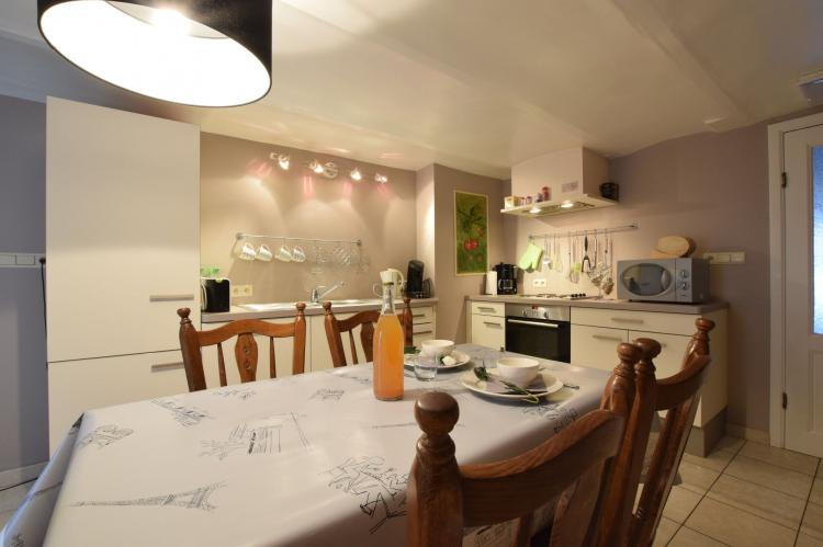 Holiday homeBelgium - Luxembourg: Le grain d orge 2 personnes  [15]