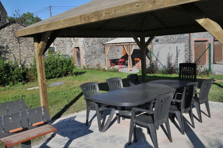 Holiday homeBelgium - Luxembourg: Stone Lodge  [22]