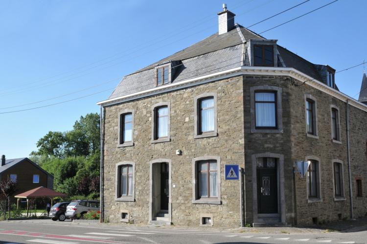 Holiday homeBelgium - Luxembourg: Stone Lodge  [1]