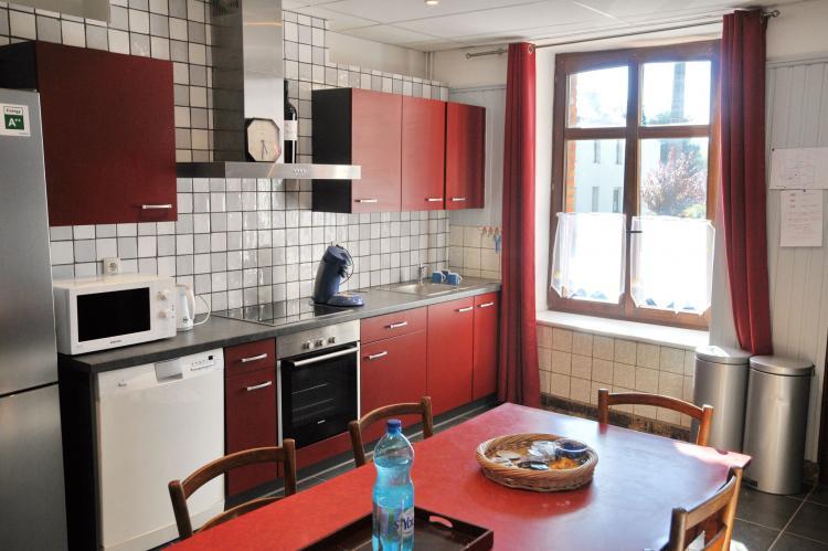 Holiday homeBelgium - Luxembourg: Stone Lodge  [9]