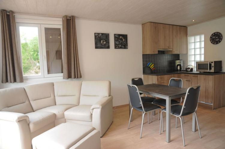 Holiday homeBelgium - Luxembourg: Chalet d'aventures  [8]