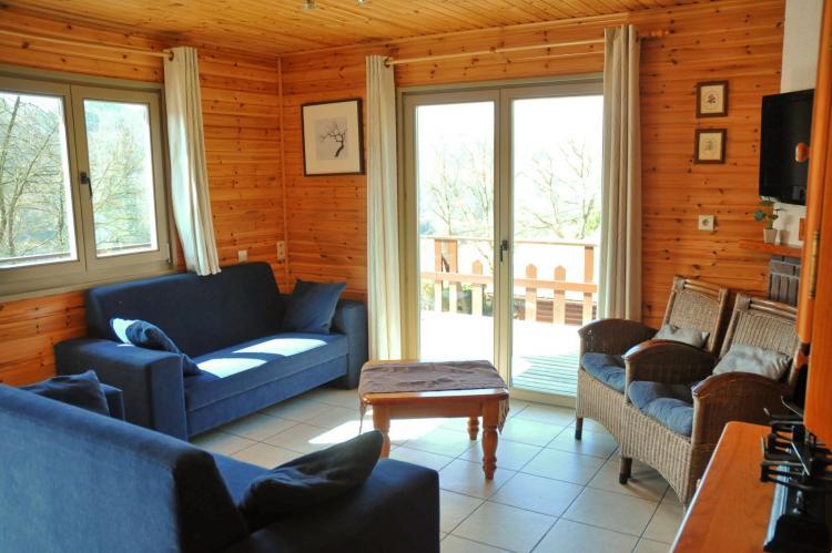 VakantiehuisBelgië - Ardennen, Luxemburg: Les Rochettes Vénus 1  [8]
