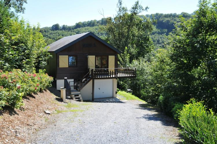 VakantiehuisBelgië - Ardennen, Luxemburg: Les Rochettes Vénus 1  [2]
