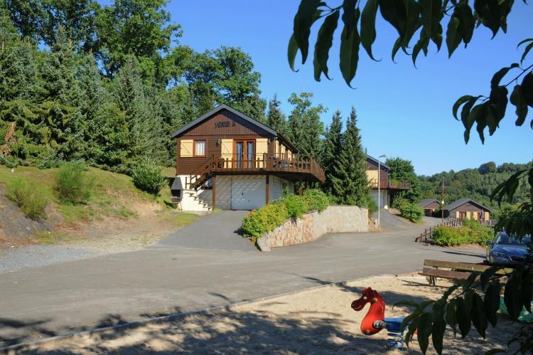 VakantiehuisBelgië - Ardennen, Luxemburg: Les Rochettes Vénus 5  [1]