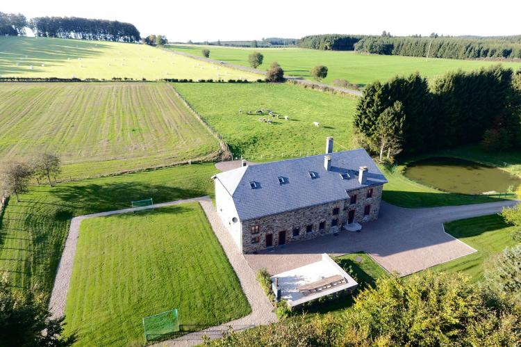 Holiday homeBelgium - Luxembourg: Fermette de Lamerlé 8 Personnes  [1]