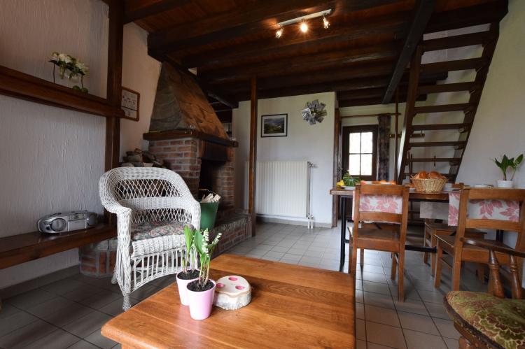 VakantiehuisBelgië - Ardennen, Luxemburg: Filly 4A 4 Personnes  [4]