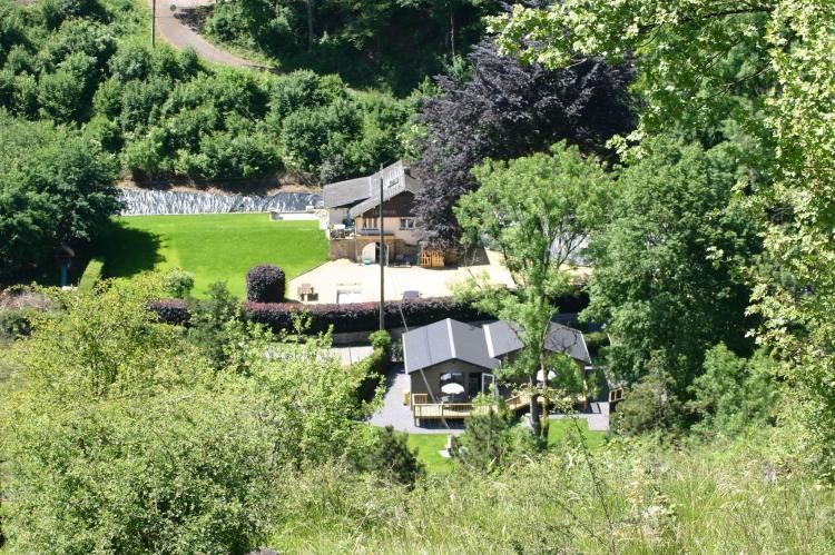 VakantiehuisBelgië - Ardennen, Luik: Le Grand Chalet Chaleureux  [2]