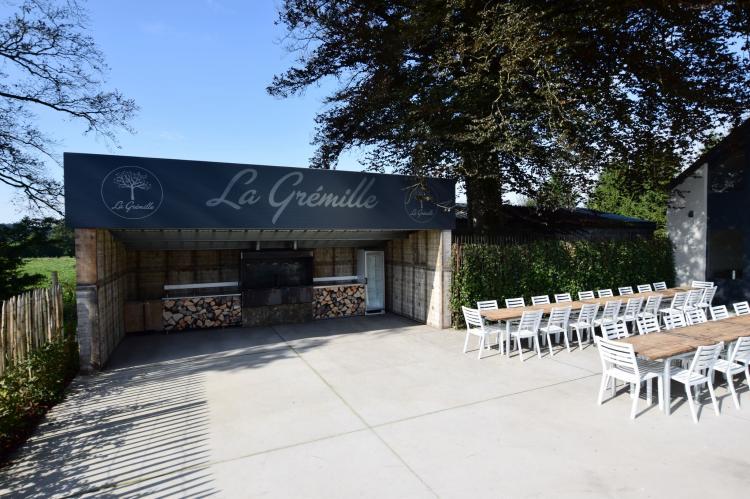 VakantiehuisBelgië - Ardennen, Luxemburg: La grémille 50 personnes  [39]