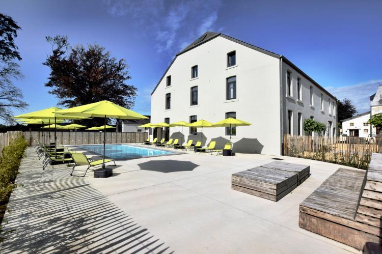 VakantiehuisBelgië - Ardennen, Luxemburg: La grémille 50 personnes  [1]