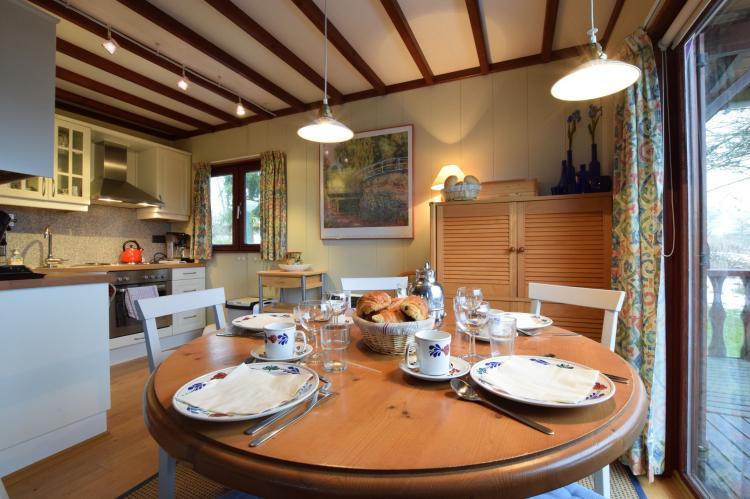 Holiday homeBelgium - Luxembourg: Le Chalet de Cherapont  [11]