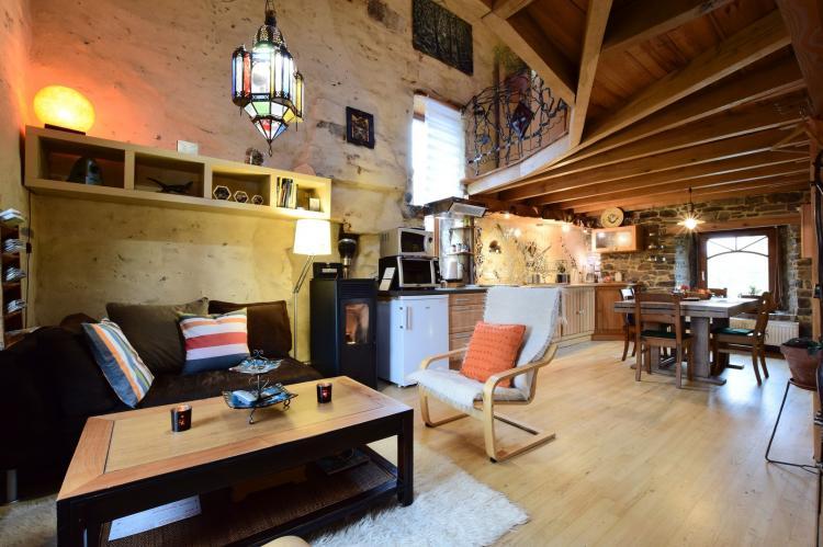 VakantiehuisBelgië - Ardennen, Luxemburg: Biogite 100 pourcent nature 4 personnes  [5]