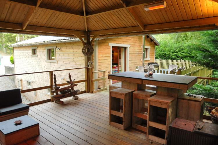 Holiday homeBelgium - Luxembourg: Chalet d Amis  [13]