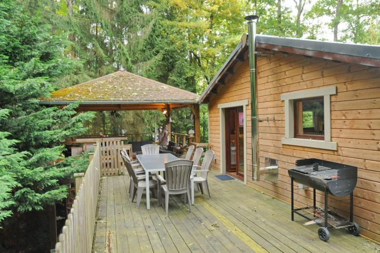 Holiday homeBelgium - Luxembourg: Chalet d Amis  [1]