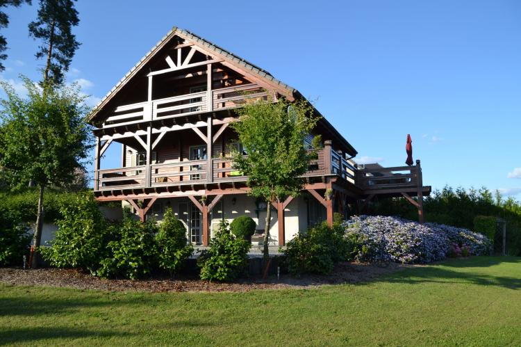 VakantiehuisBelgië - Ardennen, Luxemburg: Chalet du Soleil  [3]