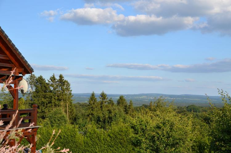 VakantiehuisBelgië - Ardennen, Luxemburg: Chalet du Soleil  [4]