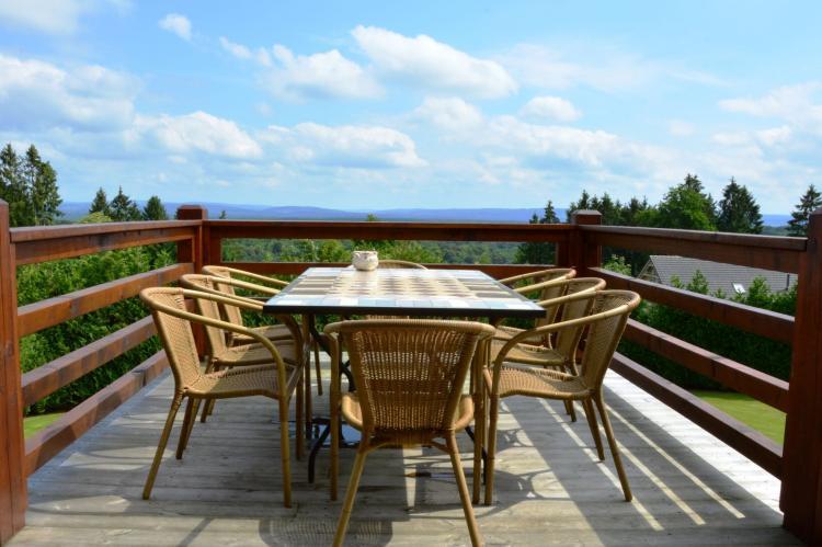 VakantiehuisBelgië - Ardennen, Luxemburg: Chalet du Soleil  [22]