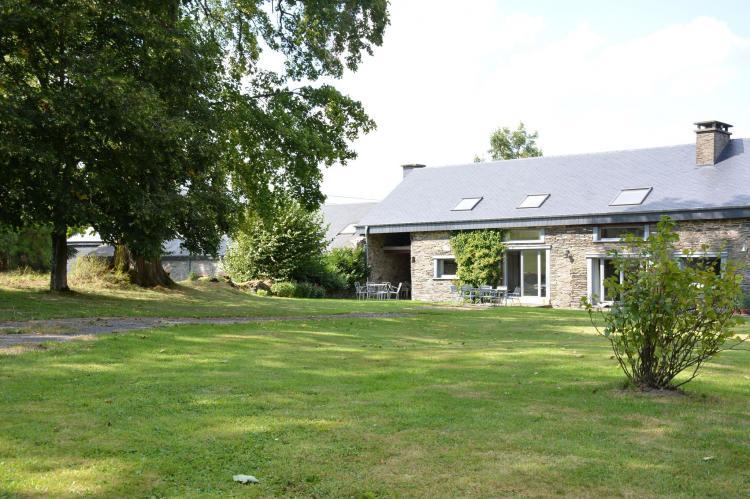 VakantiehuisBelgië - Ardennen, Luxemburg: Le vieil érable  [1]