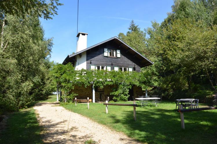 VakantiehuisBelgië - Ardennen, Namen: Le Chalet Likthuus  [1]