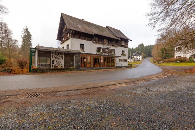VakantiehuisBelgië - Ardennen, Luxemburg: Le Martin Pêcheur  [7]