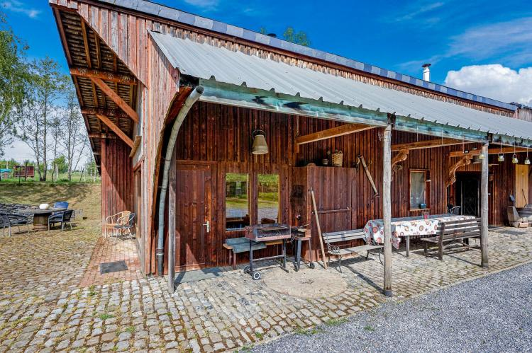 Holiday homeBelgium - Luxembourg: Les Bisons de l'Eden  [38]