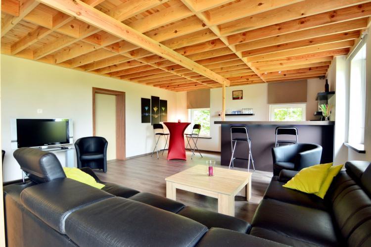 Holiday homeBelgium - Luxembourg: VillaRoche Maison 8p  [7]