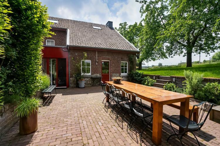 VakantiehuisBelgië - Limburg: Buitenhuis De Graef  [2]