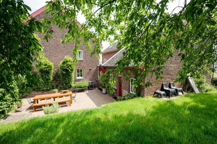 VakantiehuisBelgië - Limburg: Buitenhuis De Graef  [32]