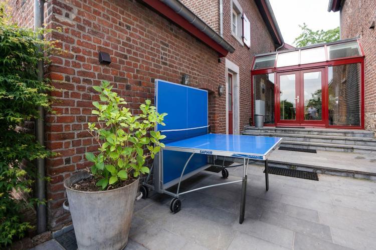 VakantiehuisBelgië - Limburg: Buitenhuis De Graef  [25]