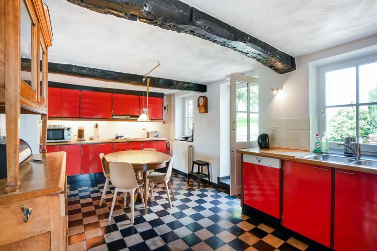 VakantiehuisBelgië - Limburg: Buitenhuis De Graef  [12]