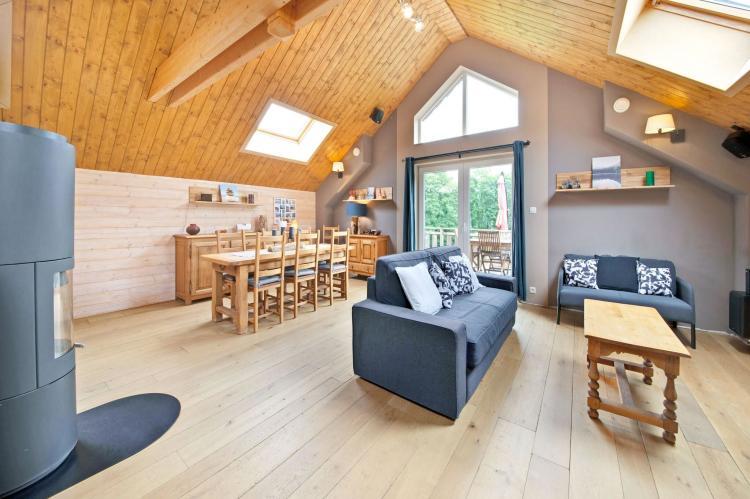 VakantiehuisBelgië - Ardennen, Luik: Superbe maison de vacances pour 5 adultes  [2]