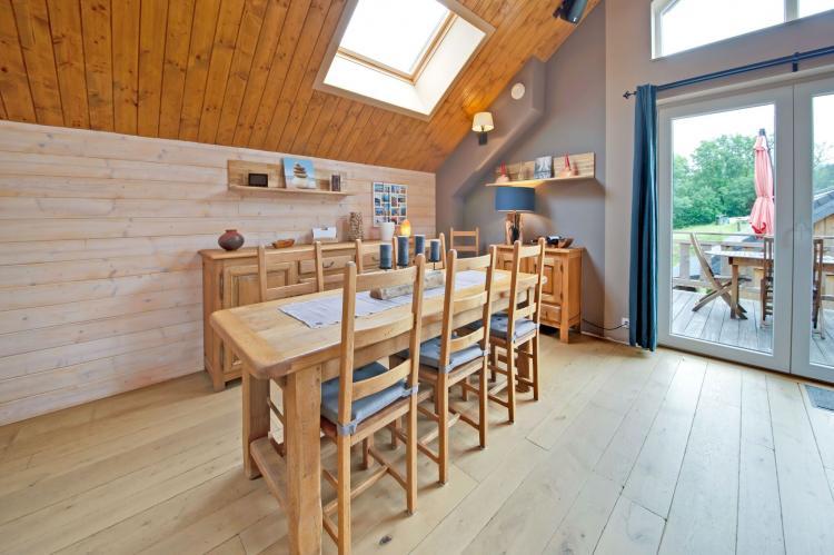 VakantiehuisBelgië - Ardennen, Luik: Superbe maison de vacances pour 5 adultes  [12]