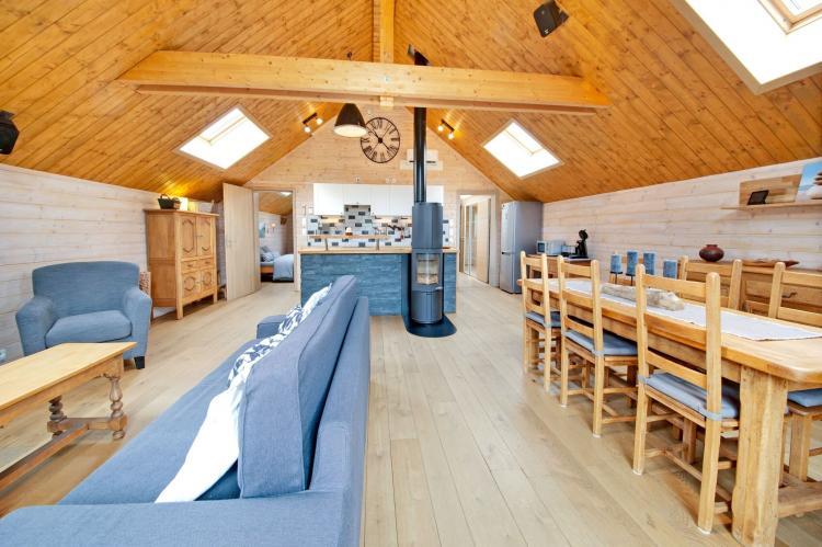 VakantiehuisBelgië - Ardennen, Luik: Superbe maison de vacances pour 5 adultes  [10]